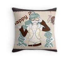 Vocaloid - Unhappy Refrain Throw Pillow