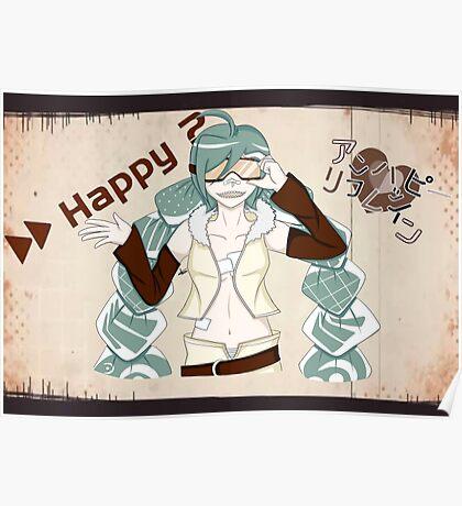 Vocaloid - Unhappy Refrain Poster