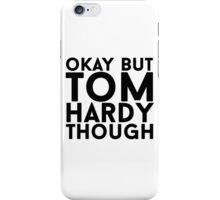 Tom Hardy iPhone Case/Skin