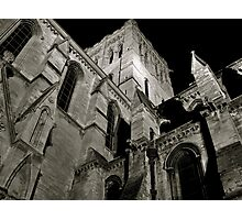 St Johns Cathedral, Norwich Photographic Print