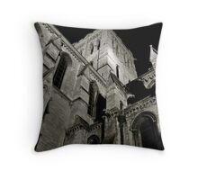 St Johns Cathedral, Norwich Throw Pillow