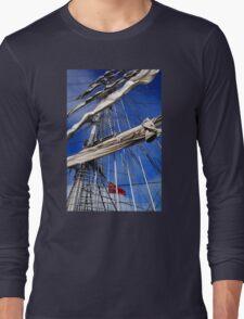 Mercedes Rigging Long Sleeve T-Shirt
