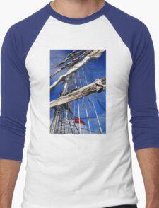 Mercedes Rigging Men's Baseball ¾ T-Shirt