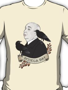 The Birds - Hitchcock T-Shirt