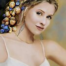 Acorns and Blueberries by Carla Wick/Jandelle Petters