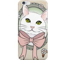 Valentina the Cat  iPhone Case/Skin