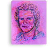 Matthew McConaughey Metal Print