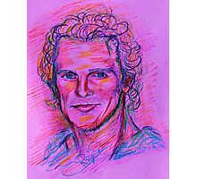 Matthew McConaughey Photographic Print