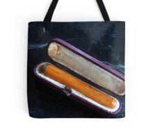 Amber Cigarette Holder Tote Bag