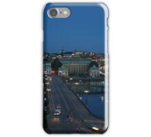 Stockholm Night iPhone Case/Skin