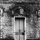 Old Building in San Augustine, Texas by Susan Russell