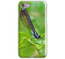 Garden Poser iPhone Case/Skin