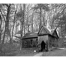 The School of Philosophy - Concord, Massachusetts Photographic Print
