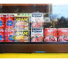 Spam! Photographic Print