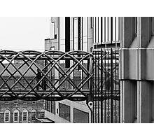 Bendy Bridge Photographic Print