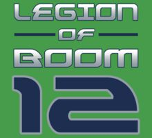 Legion of Boom (alt) by GrimbyBECK