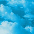 Cloudscape photo painting by randycdesign