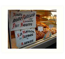 11e Arrondissement, Paris Art Print