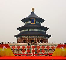 Temple of Heaven by Karen Millard