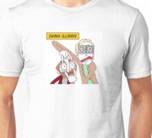 WEEKLY THING: University of  China, Illinois Unisex T-Shirt