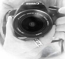 Love my camera by PPPhotoArt