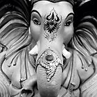 Ganesha by snehit