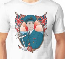 Royal Navy Captain Unisex T-Shirt