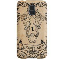 Mermaid Tarot: Hierophant Samsung Galaxy Case/Skin