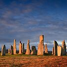 Callanish Stones (letterbox crop) by Christopher Thomson