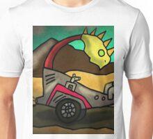 wierd ride  Unisex T-Shirt