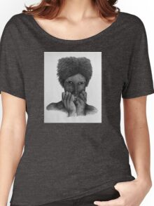 Apunda (one who is beside herself) Women's Relaxed Fit T-Shirt