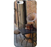 The Italian Gramophone iPhone Case/Skin