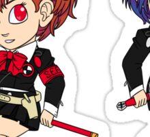 Persona 3 Protagonist Stickers Sticker