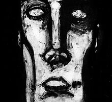 Another Face - Lithograph by peabody00