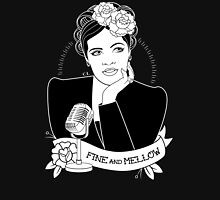 Billie Holiday in black Unisex T-Shirt