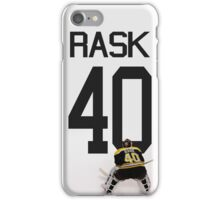 Tuukka Rask - Boston Bruins iPhone Case/Skin