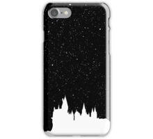 Hogwarts Space iPhone Case/Skin