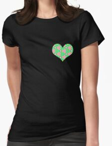 R12 Womens Fitted T-Shirt