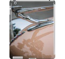 Auburn Logo & Hood Ornament iPad Case/Skin