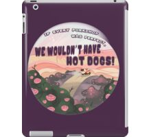 If Every Pork Chop Was Perfect iPad Case/Skin