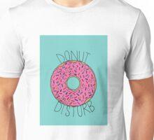 Donut Disturb Unisex T-Shirt