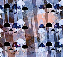 Umbrellas by CarolM
