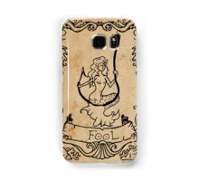 Mermaid Tarot: The Fool Samsung Galaxy Case/Skin