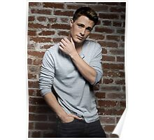 COLTON HAYNES POSTER/ PHONE CASE Poster