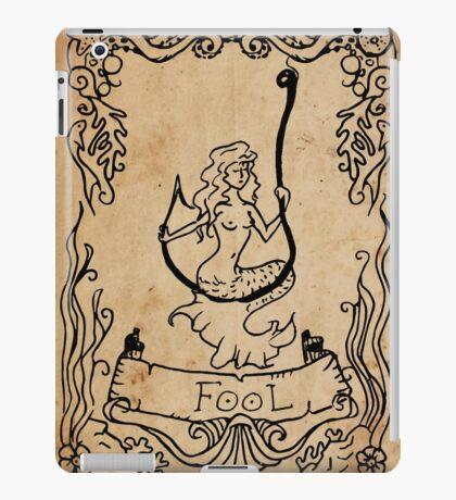 Mermaid Tarot: The Fool iPad Case/Skin