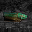 Waiting To Sail # 3  by L. Haverkamp