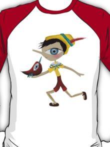 pinoccio pinocho tshirt T-Shirt