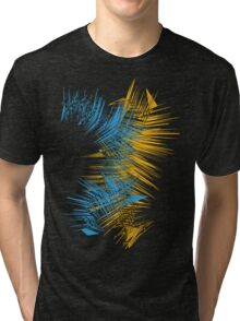 Abstract Graphics  Tri-blend T-Shirt