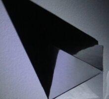 Mirror Pyramid I Sticker
