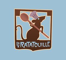 La Ratatouille Womens Fitted T-Shirt